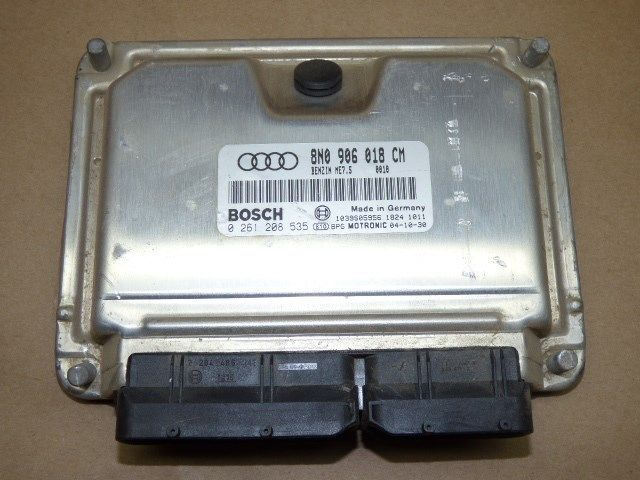 1990 AUDI 200 ECU 2.2 L5 GAS ECM